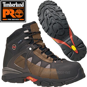 Timberland PRO Work Boots Mens Hyperion Alloy Safety Toe Leather ...