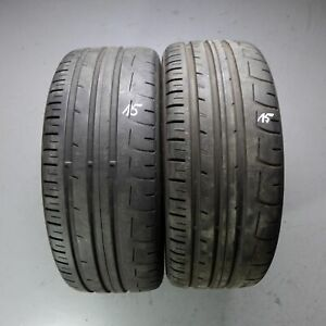 2x-Dunlop-SP-Sportmaxx-rt2-MO-245-45-r18-100y-1616-6-mm-amp-7-mm-pneus-d-039-ete