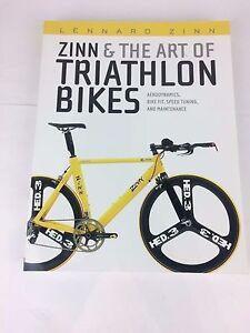 Zinn-amp-The-Art-of-Triathlon-Bikes-Book-NEW