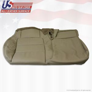 Brilliant Details About 2001 2002 Ford F150 Passenger Replacement Bench Bottom Seat Cover Color Tan Pabps2019 Chair Design Images Pabps2019Com