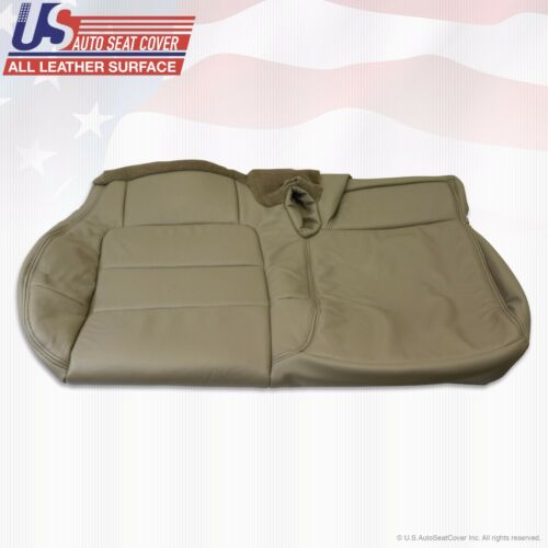 2001 2002 Ford F150 Fro Passenger Replacement Bench Bottom Seat Cover Color Tan