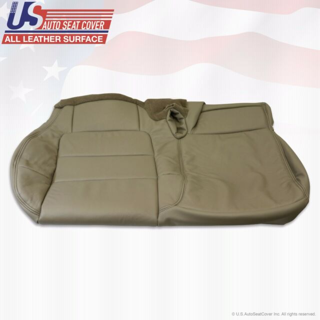 Awesome 1997 2003 Ford F150 Expedition Passenger Bench Bottom Seat Cover Color Tan Cloth Squirreltailoven Fun Painted Chair Ideas Images Squirreltailovenorg