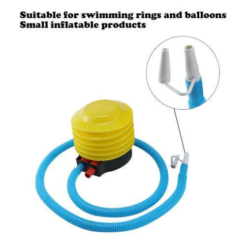 Inflatable Kiddie Pool Ball Pool+Foot pump Family Kids Water Play Fun In Summer