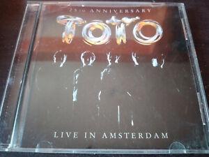 TOTO - 25Th Anniversary (Live In Amsterdam) CD Soft Rock / Pop Rock