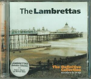 The-Lambrettas-Beat-Boys-In-The-Jet-Age-Definitive-Collection-2X-Cd-Perfetti