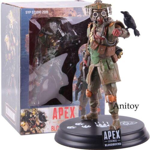 Apex Legends Figure Wraith Bloodhound Statue PVC Apex Legends Action Figure