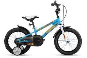 kinder rad kinderfahrrad 12 16 mit st tzr der blau rot. Black Bedroom Furniture Sets. Home Design Ideas