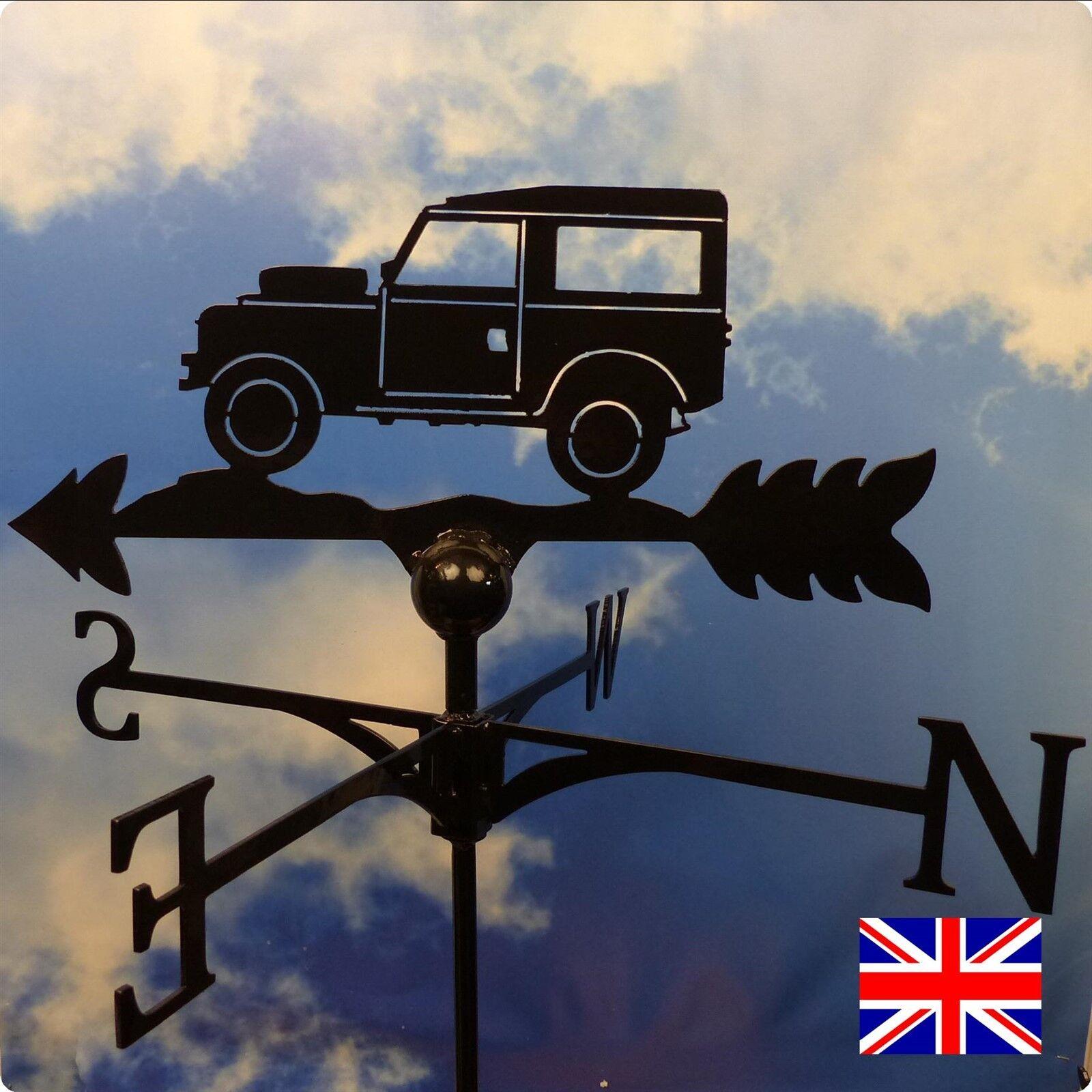 High Quality British Made Landrover Weathervanes.(94)