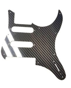 carbon fiber guitar pickguard for yamaha pacifica 112v replacement parts ebay. Black Bedroom Furniture Sets. Home Design Ideas