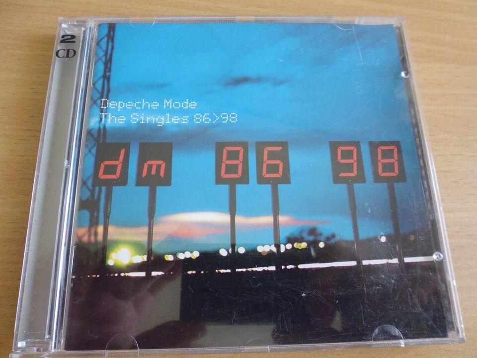 Depeche Mode: The Singles 86-98, pop