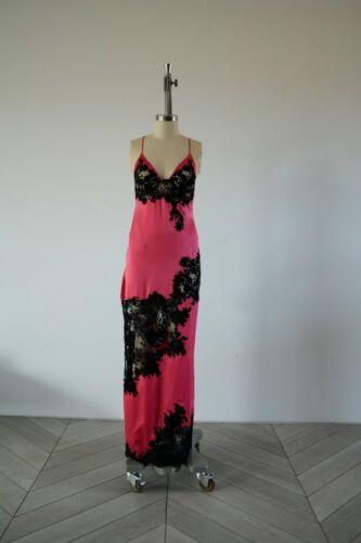 BNWT Agent Provocateur silk Nayeli dress pink.
