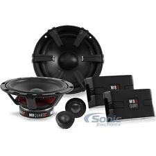 """MB Quart DC1-216 90W RMS 6.5"""" 2-Way Discus Component Car Stereo Speaker System"""
