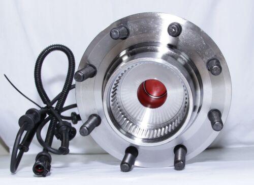 Front Wheel Hub 00-02 Ford F350 Super Duty4WD Single Rear Wheels 4 Wheel ABS