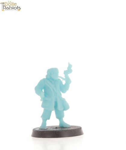 3D figurine 28mm Jeux de Rôle//Warhammer//9th age//Cthulu-Middle hearth hobbit
