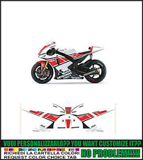 kit adesivi stickers compatibili r1 r6 moto gp 50 anniversary