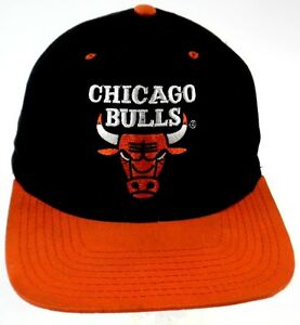 Chicago-Bulls-Vintage-Drew-Peterson-Snapback-Adjustable-Red-Black-Cap-Hat