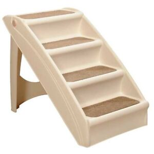 Image Is Loading Solvit PupSTEP Plus Pet Foldable Stairs For Couches