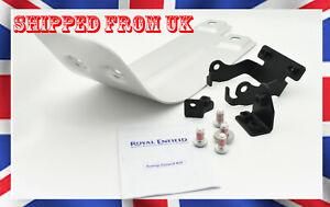 Continental GT Genuine Royal Enfield Aluminium Sumpguard for Interceptor 650