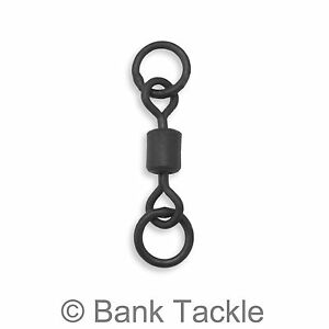 SE Double Ring Swivels Size 8 For Rig Making Carp Fishing Terminal Tackle