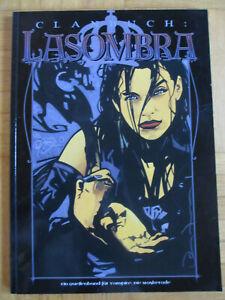 Vampire Die Maskerade – Clanbuch Lasombra (neue Auflage 2003) – Quellenband Deut