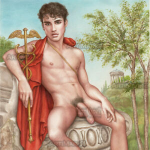 """hermes boy nude"