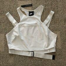 1ea51f9be9b22 Nike Sportswear Tech Pack Womens Cropped Tank Top Phantom Size ...