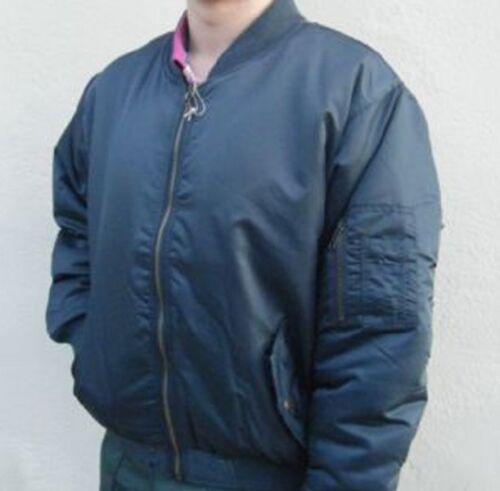 Giacca di sicurezza//Bouncer Cappotto//giacca di volo-Grigio Scuro//Blu Marino
