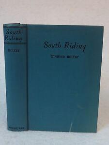 Winifred-Holtby-SOUTH-RIDING-1936-Macmillan-NY