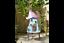 Fairy-Treehouse-Teapot-Sunflower-House-Wishing-Well-Metal-Garden-Decor-Ornament thumbnail 10