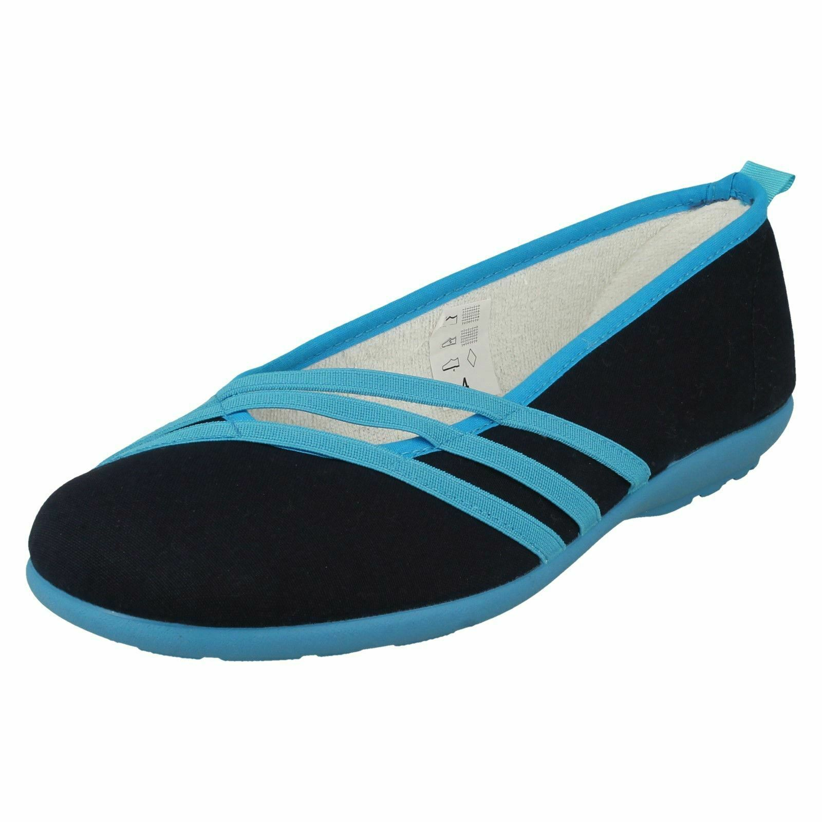 Ladies Easy B Casual shoes Sunflower