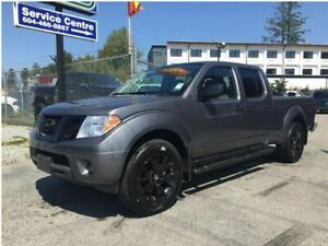 2019 Nissan Frontier SV - 4X4 - BLACKED OUT - RUNNING BOARDS