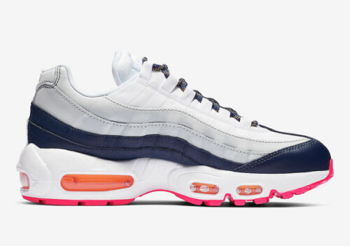 Vapor Azul Am97 307960 marino Air Nuevo 405 Corriendo Am90 Naranja Nike Retro 95 Max g1q1OX