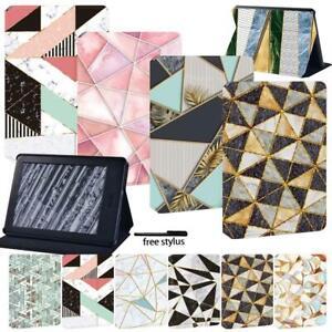 Para-Amazon-Paperwhite-1-2-3-4-Ereader-Kindle-8-10-Gen-Funda-de-Cuero-De-pie-Cubierta