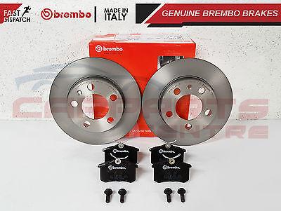 GENUINE BREMBO BRAKES REAR BRAKE PAD SET BRAKE PADS P85020 BRAKE KIT