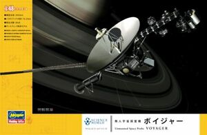 1-48-Unmanned-Space-Probe-Voyager-model-kit-by-Hasegawa