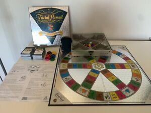 Trivial-Pursuit-Silver-Millennium-Edition-Family-Puzzle-Game-100-Complete