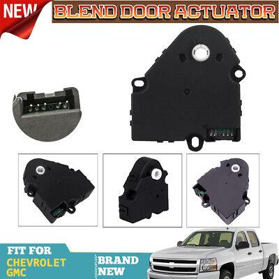 604112 HVAC Heater Blend Door Actuator For Chevy 1500 2500HD 3500 HD 2003-2014