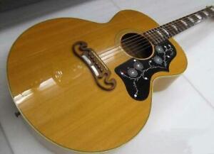 Gibson J200 J-200 Jr 100years Guitarra Acústica Cambiado Probado Usado Ex