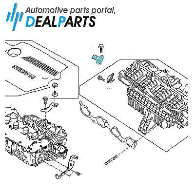 Nissan Infiniti Manifold Absolute Pressure MAP Sensor 22365-EY00B