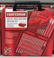 Craftsman FBA_00931639000P Drilling and Driving Kit - 100 Pieces
