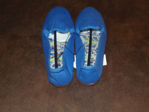 SH-503-8.5 SIZE 81//2 BLUE -RET 20.00 JCP CALL IT SPRING WOMEN SLIP ON SHOES