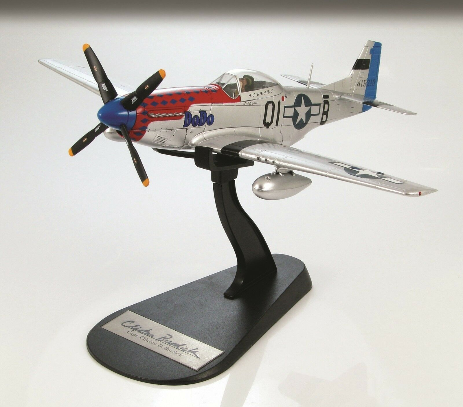 Hobby Master 1 48 P-51D Mustang 356th FG 361st FS DoDo Signature Edition HA7720A