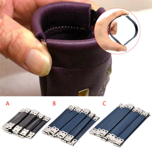 10 PCS DIY Iron Bag Accessory Internal Elastic Purse Wallet Frame Photo Bucket