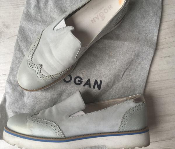 Hogan 39/39,5( Etikett Gr. 38,5) Damen Schuhe Neupreis 299 Euro ...