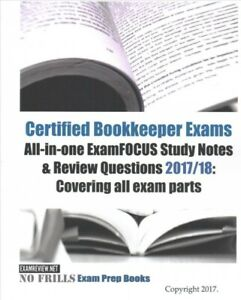 Certified-Bookkeeper-Exams-All-in-one-Examfocus-Study-Notes-amp-Review-Question