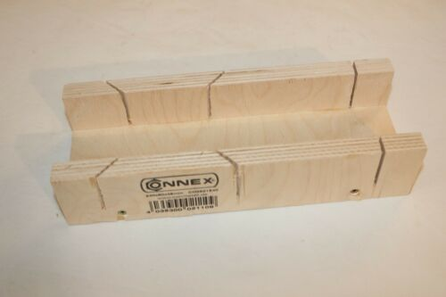 Gehrungsschneidlade en couche bois 240x60x35mm Connex-cox821240