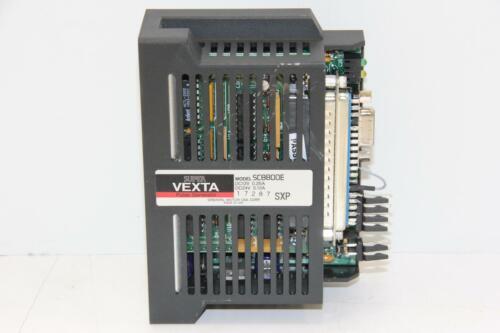 Oriental Motor Co SUPER VEXTA SC8800E Pulse Generator