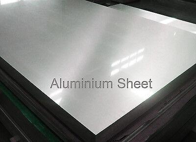 12mm Aluminium 5083 Sheet Plate blanks profiles ANY SIZE CUSTOM CUT