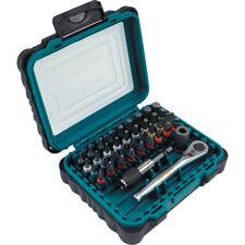 Makita P-79158 39 Piece Ratchet Screwdriver Bit Set