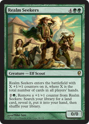 NM+ Sustainer of the Realm Urza/'s Legacy Foil MTG